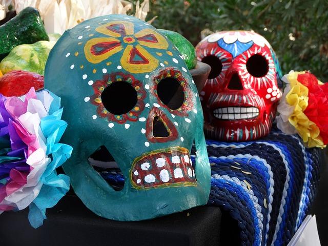 Tête de mort mexicaine : Pourquoi tête de mort au Mexique ?